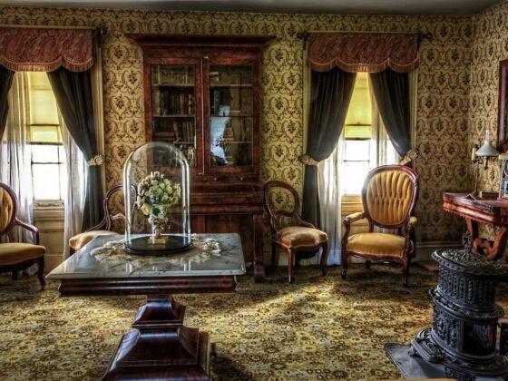 Vintage w domowych wnętrzach 3
