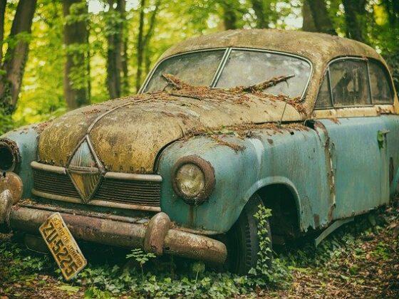 Jak usunąć rdzę z progów samochodu? Wypróbuj te sposoby! 6