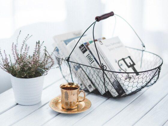 Trendy w nowoczesnych stolikach kawowych 7