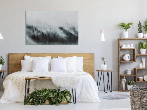Obrazy z naturą – dekoracja, która odmieni każde mieszkanie 6