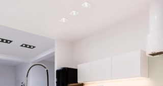 Oświetlenie w nowoczesnej kuchni