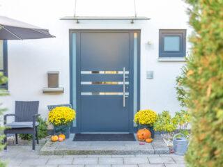 Drzwi wejściowe - drewniane czy aluminiowe? 7
