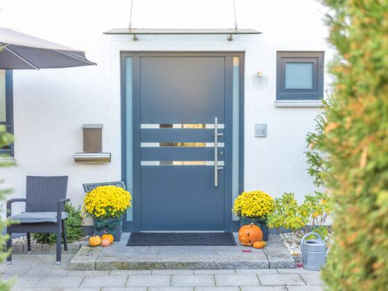 Drzwi wejściowe - drewniane czy aluminiowe? 6