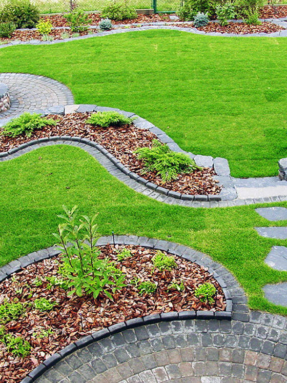 aranżacje ogrodów