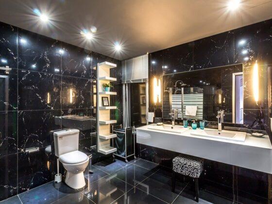 Łazienka – piękna i bezpieczna dla domowników 4