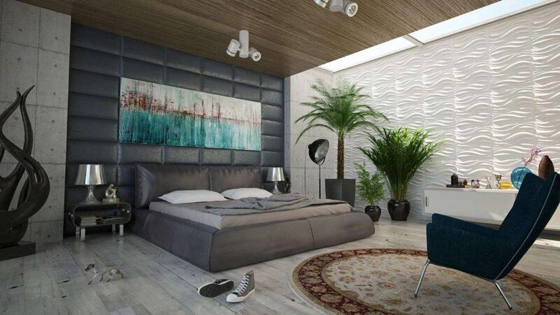 Jak urządzić sypialnię – wymóg dla dobrej nocy 1