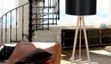 Lampy podłogowe – uniwersalne oświetlenie do każdego wnętrza