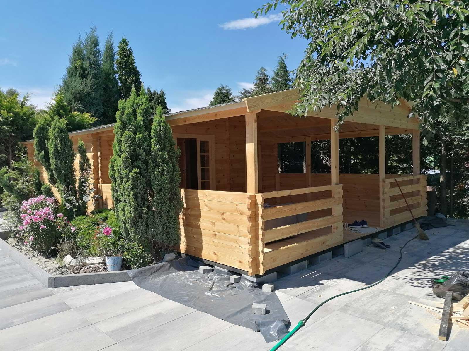 Domy z drewna - letniskowe czy całoroczne? 2