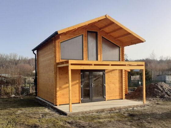 Domy z drewna - letniskowe czy całoroczne? 8