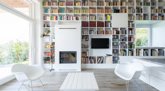 Jak urządzić domową biblioteczkę?