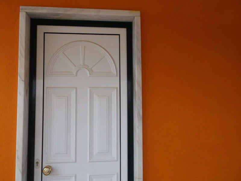 Drzwi przesuwane - Zamocowanie 1