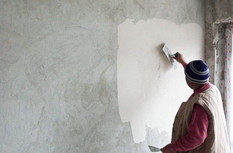gipsowanie ścian