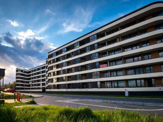 Mieszkania 3 pokojowe do odbioru w Lublańska Park 10