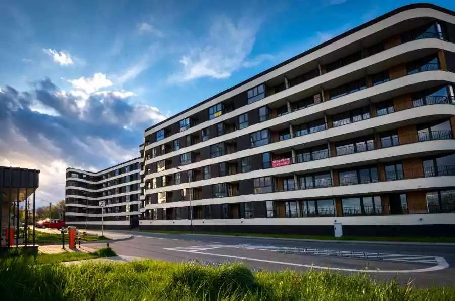 Mieszkania 3 pokojowe do odbioru w Lublańska Park 15