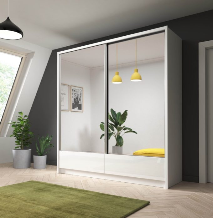 Funkcjonalna szafa do sypialni - jak wybrać? 1