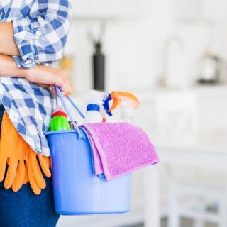 Akcesoria, preparaty, dodatki... Jakie wyposażenie do sprzątania jest niezbędne, aby utrzymać wnętrze w nieskazitelnej czystości? 13
