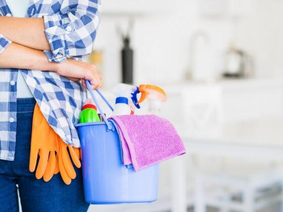 Akcesoria, preparaty, dodatki... Jakie wyposażenie do sprzątania jest niezbędne, aby utrzymać wnętrze w nieskazitelnej czystości? 7