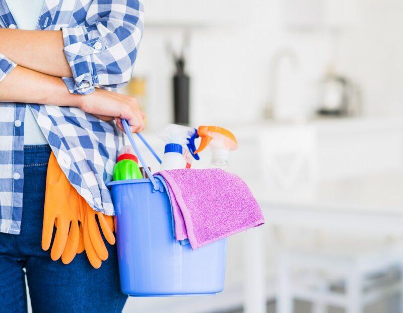 Akcesoria, preparaty, dodatki... Jakie wyposażenie do sprzątania jest niezbędne, aby utrzymać wnętrze w nieskazitelnej czystości? 1