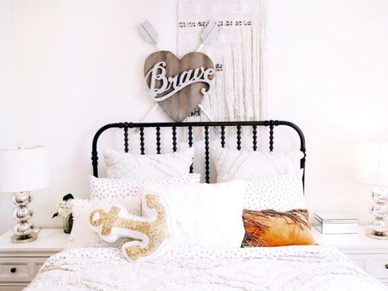 Najlepsza pościel do sypialni w stylu glamour 5