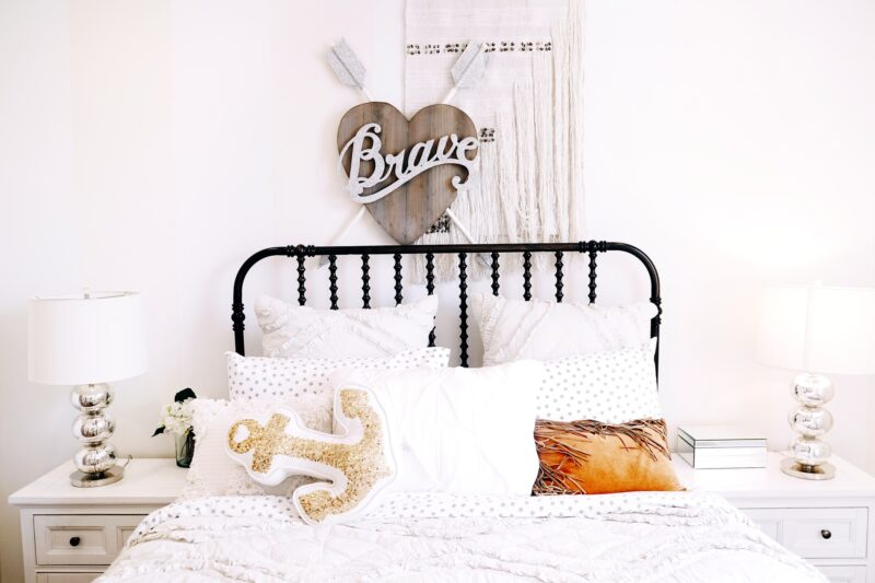 Najlepsza pościel do sypialni w stylu glamour 1