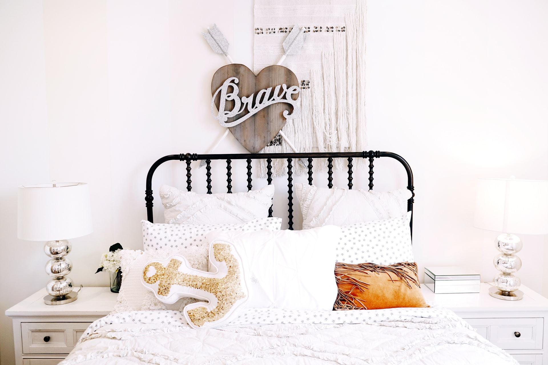Najlepsza pościel do sypialni w stylu glamour 23
