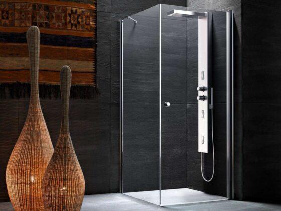 Idealne kabiny prysznicowe 2