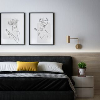 Tapety na ścianę do sypialni - jak wybrać? 11