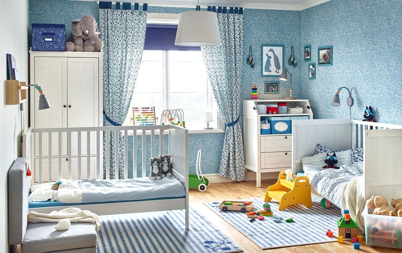 ładny pokój dla niemowląt