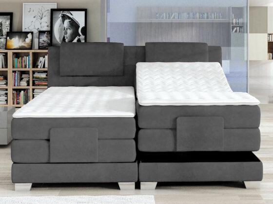 Łóżka kontynentalne - hotelowy komfort w domowym zaciszu 1