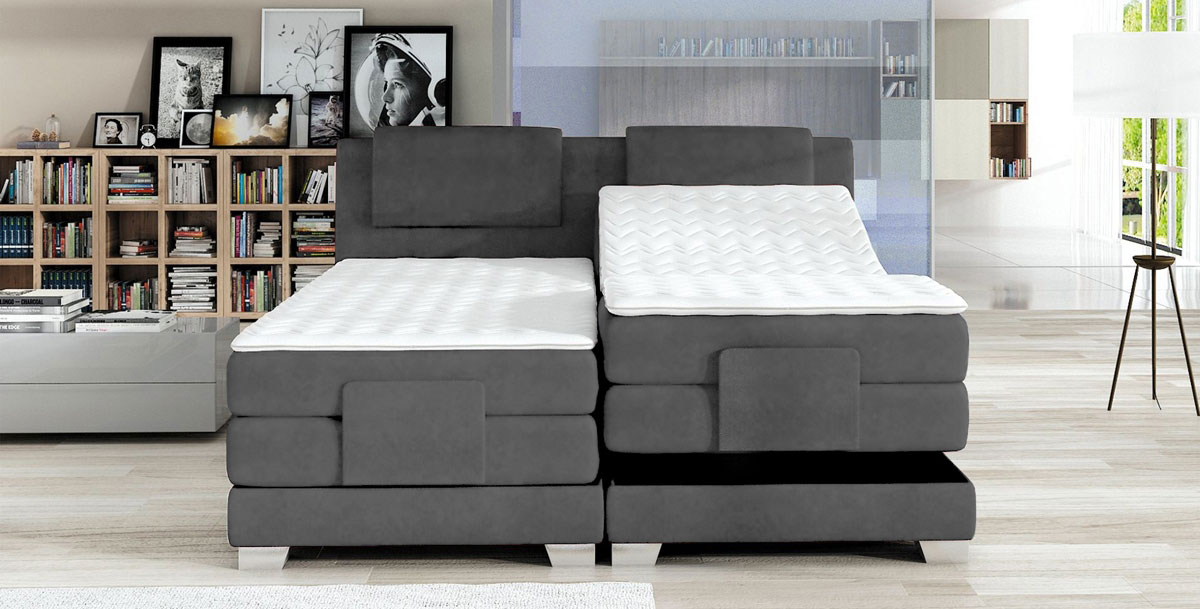 Łóżka kontynentalne - hotelowy komfort w domowym zaciszu 2