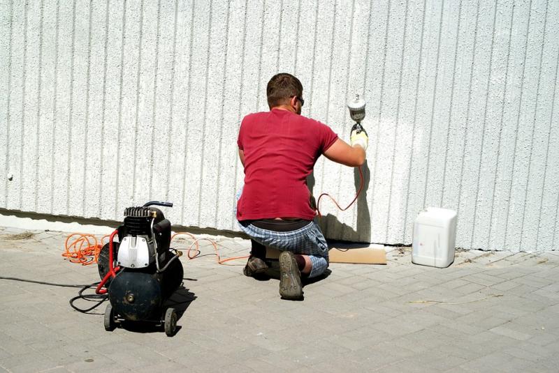 Malowanie agregatem natryskowym - wszystko co musisz o tym wiedzieć 1