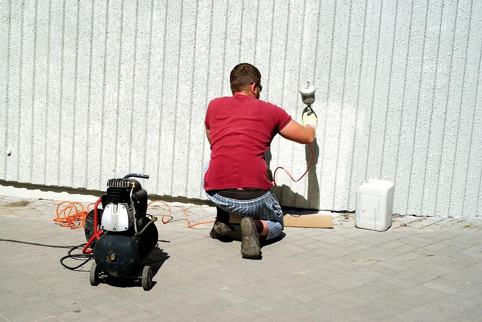 Malowanie agregatem natryskowym - wszystko co musisz o tym wiedzieć 22