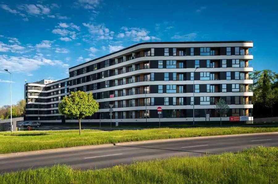 Mieszkania 3 pokojowe do odbioru w Lublańska Park 2