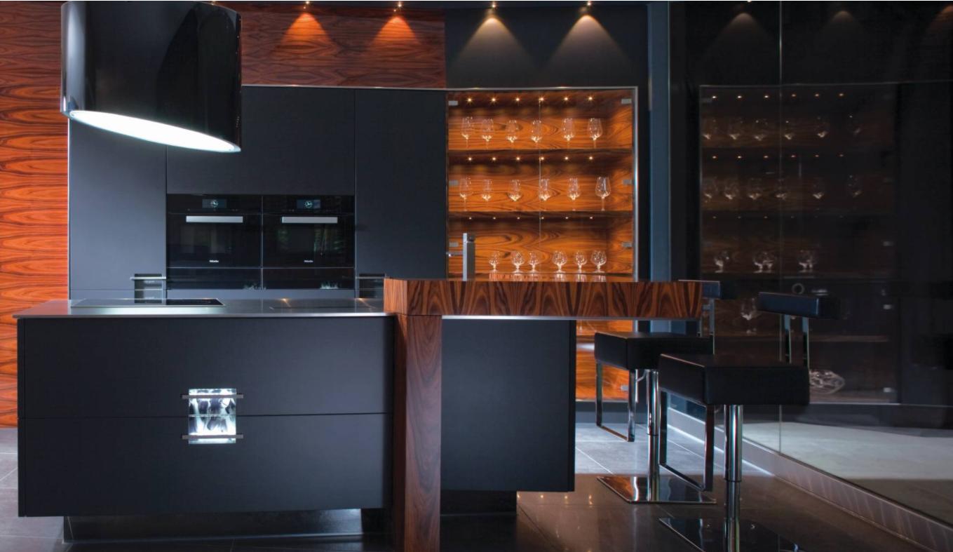 nowoczesne meble kuchenne połysk czy mat