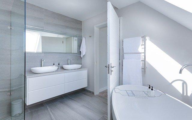 Przegląd nowoczesnych szafek pod umywalkę! 1