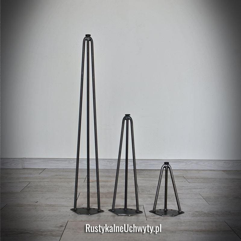 nogi metalowe