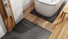 Odpływ liniowy – czy pasuje do każdej łazienki?