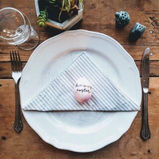 Ozdoby i dekoracje wielkanocne na stół 10