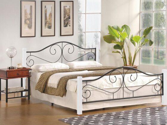 Łóżka metalowe, poznaj ich zalety 3