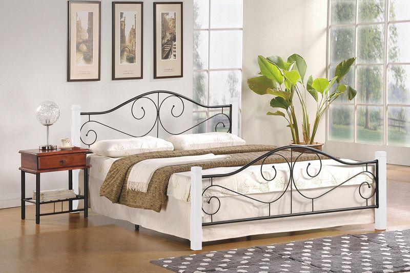 Łóżka metalowe, poznaj ich zalety 2