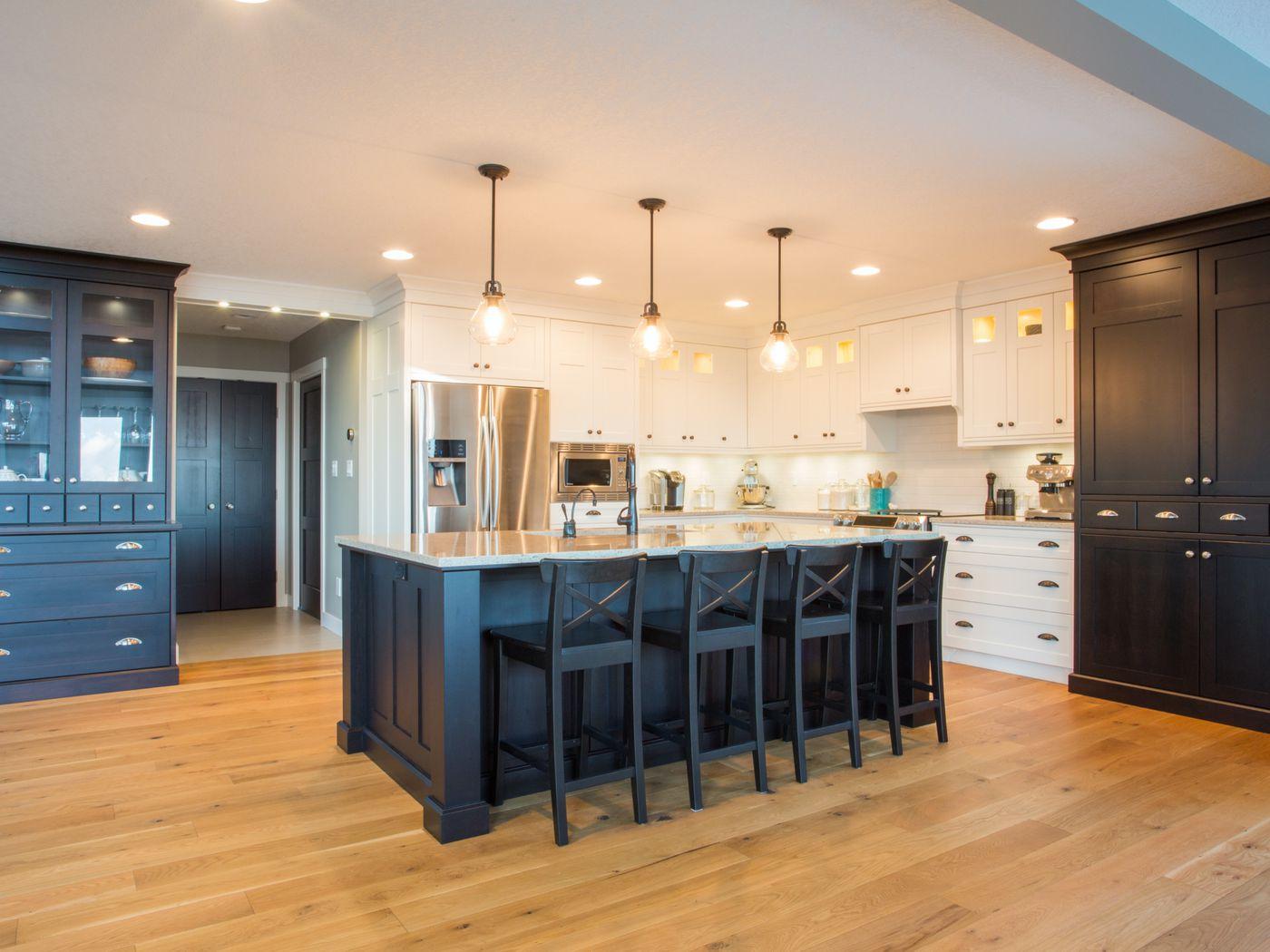 panele podłogowe w kuchni