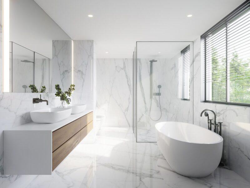 Płytki do łazienki – tradycyjne rozwiązanie w nowoczesnej formie 1