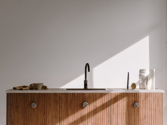 Kreatywne podejście do kuchni z frontami FRØPT 6