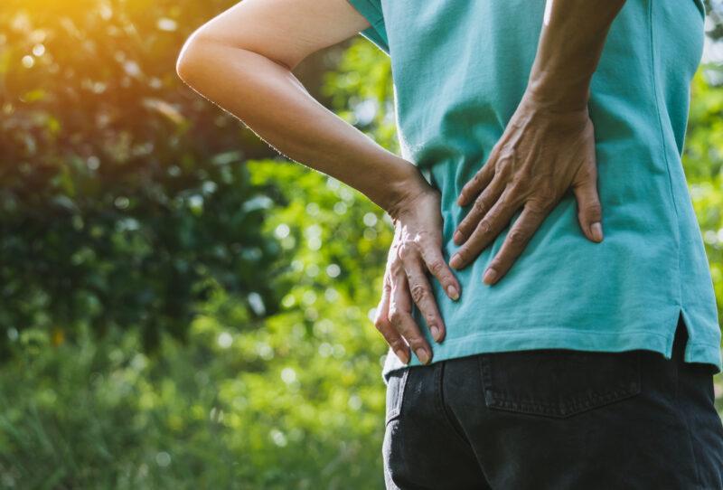 Poznaj metody, które ustrzegą cię przed bólem pleców w odcinku lędźwiowym przy pracy w ogrodzie 1
