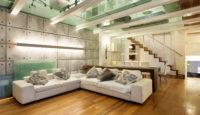 Salon w stylu industrialnym – jaką podłogę wybrać?