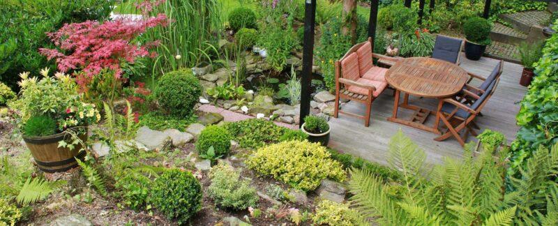 Jak zaprojektować przydomowy ogród? 1