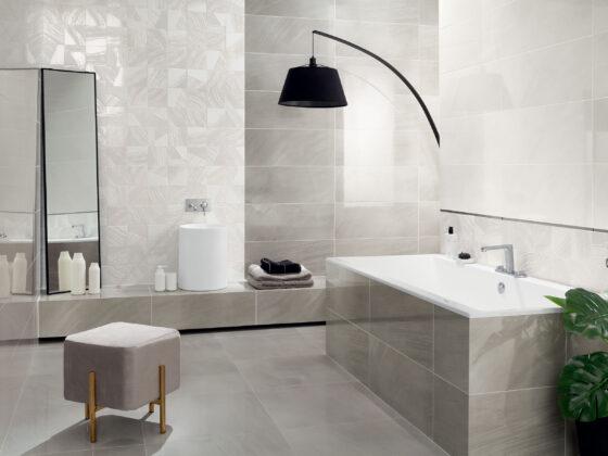 Jasna łazienka – aranżacja wnętrza