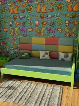 Pokój/sypialnia dziecka – mądre zagospodarowanie wnętrza 24