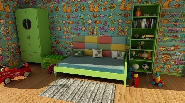 Pokój/sypialnia dziecka – mądre zagospodarowanie wnętrza