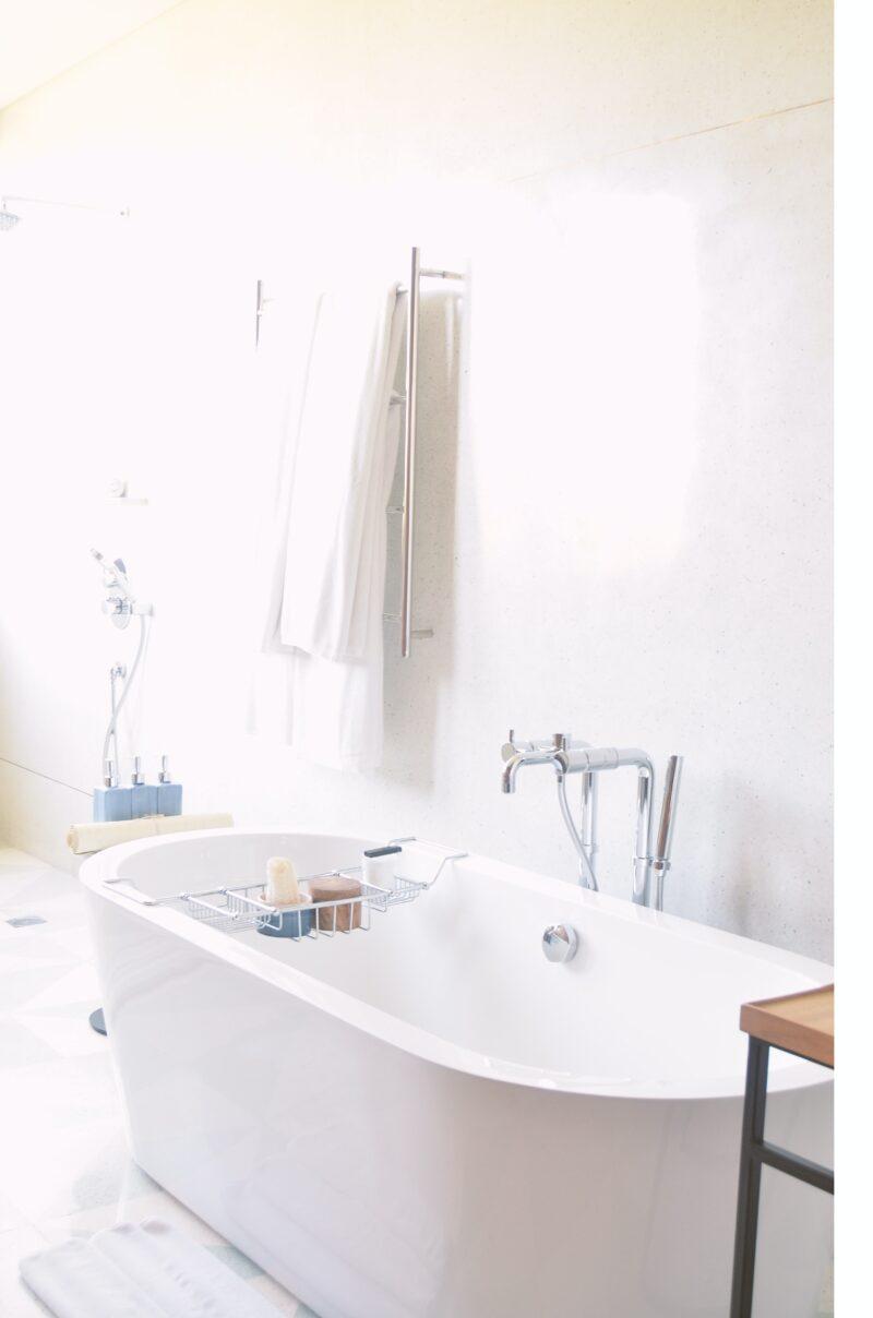 Zaznaj w końcu w pełni relaksującej kąpieli 1